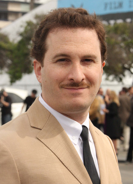 Darren Aronofsky arriving at the 24th Annual Film Independent's Spirit Awards at Santa Monica Beach in Santa Monica, CA on February 21, 2009.