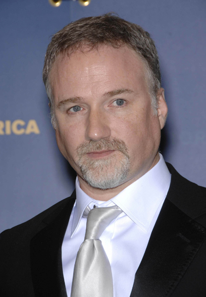 David Fincher at the 61st Annual DGA Awards held at the Hyatt Regency Century Plaza.