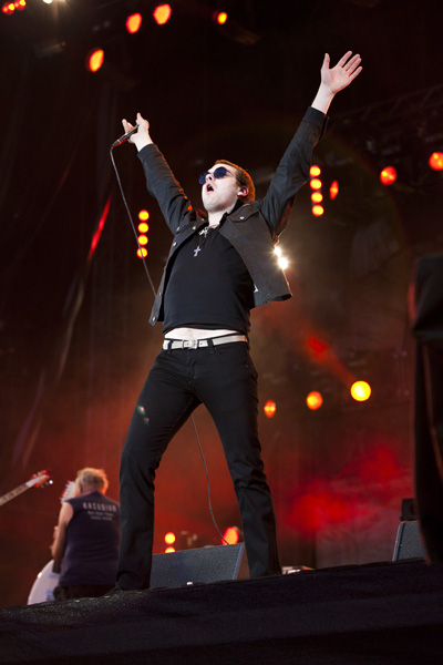 T in the Park Festival 2010