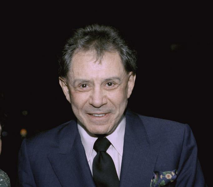 Singer Eddie Fisher shown in 1990. (AP Photo)