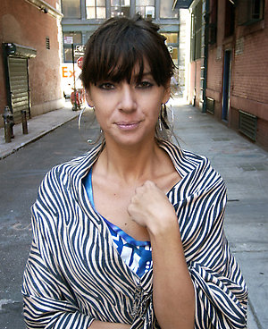 Singer Chan Marshall, also known as Cat Power, poses Sept. 11, 2006 in New York. (AP Photo/Jim Cooper)
