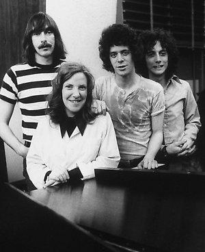 The Velvet Underground in NY.