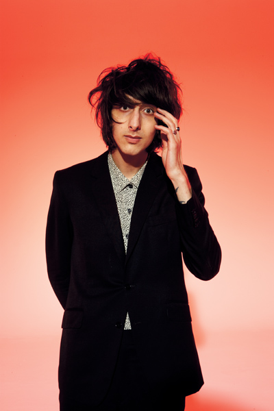 THE HORRORS for the NME