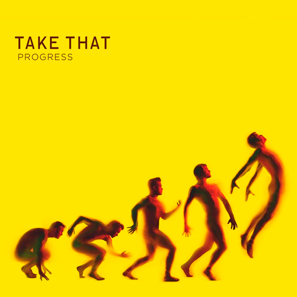 Album Review: Take That, 'Progress' (Polydor) - NME Take That Album