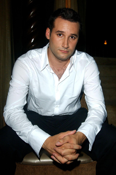File photo dated 13/09/2006 of Dane Bowers who was arrested on suspicion of drink driving after a car crash near the mansion of his ex-girlfriend Katie Price, police sources said today.