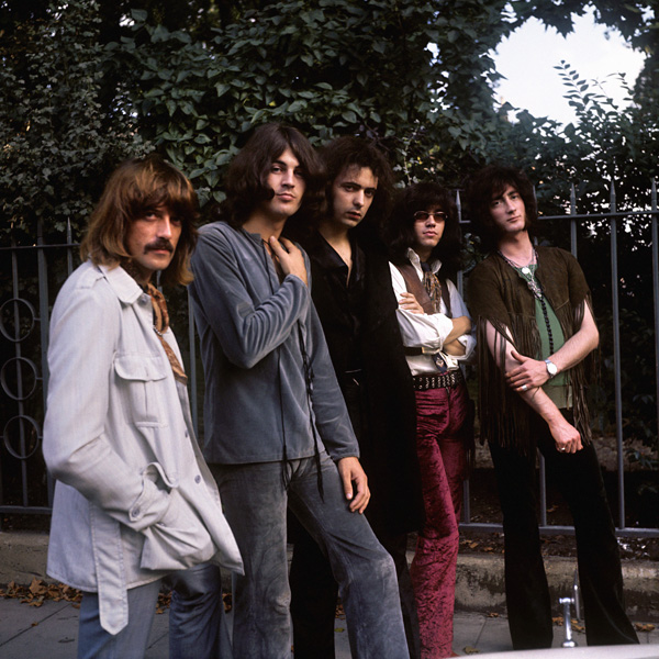 British group Deep Purple.