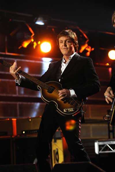Paul McCartney All The Demos For Band On Run Were Stolen