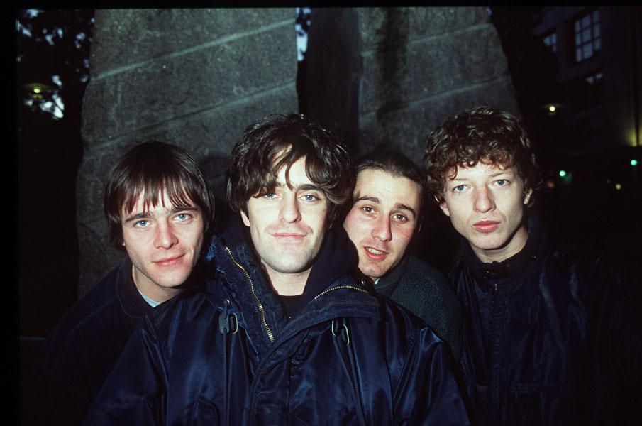 CASTBritish Pop Group(JOHN POWER; KEITH O'NEILL; LIAM TYSON and PETER WILKINSON)Bandphoto Agency PhotoB98 054724   28.07.1998
