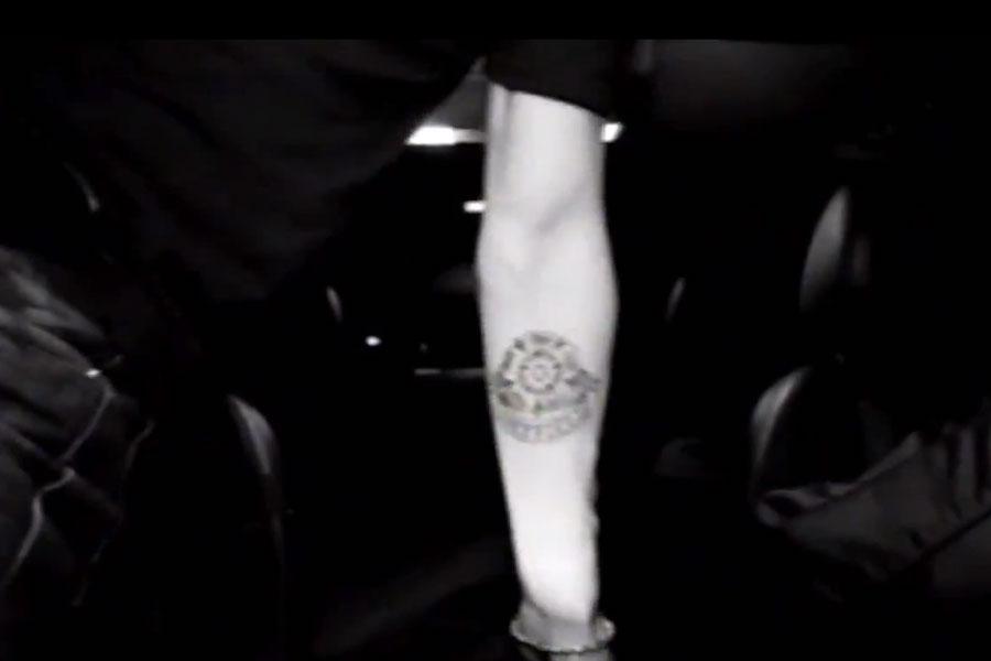 punk rock star tattoo