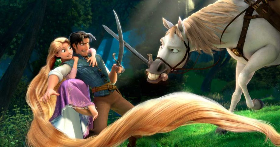 movie review tangled nme