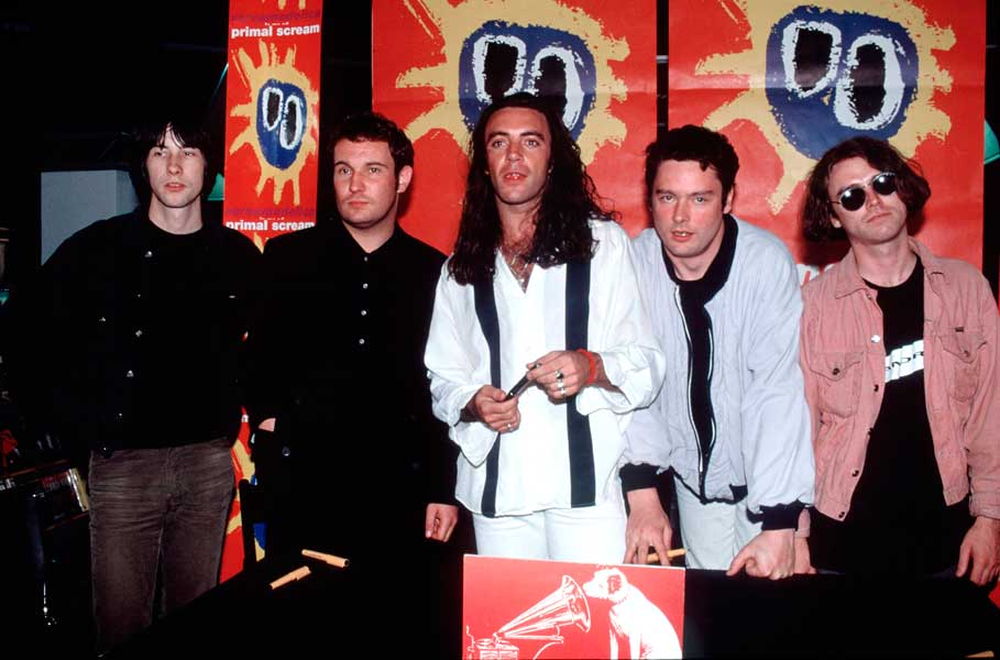 Screamadelica'? I Was At The Centre Of The Cyclone - NME