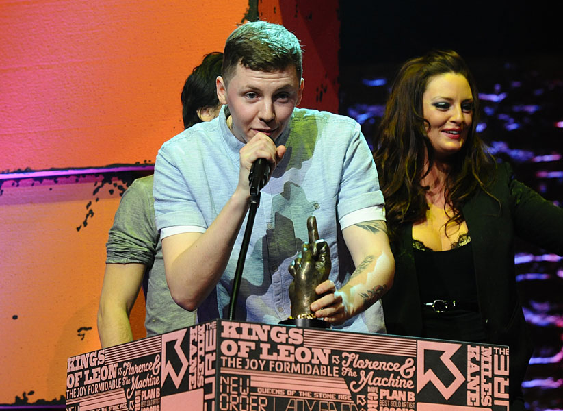 Professor Green S Jungle Voted Shockwaves Nme Awards Best Dancefloor Filler