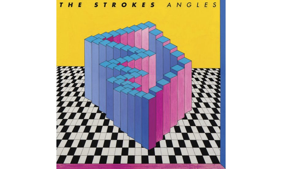 The Strokes Reveal Angles Album Cover Art Nme