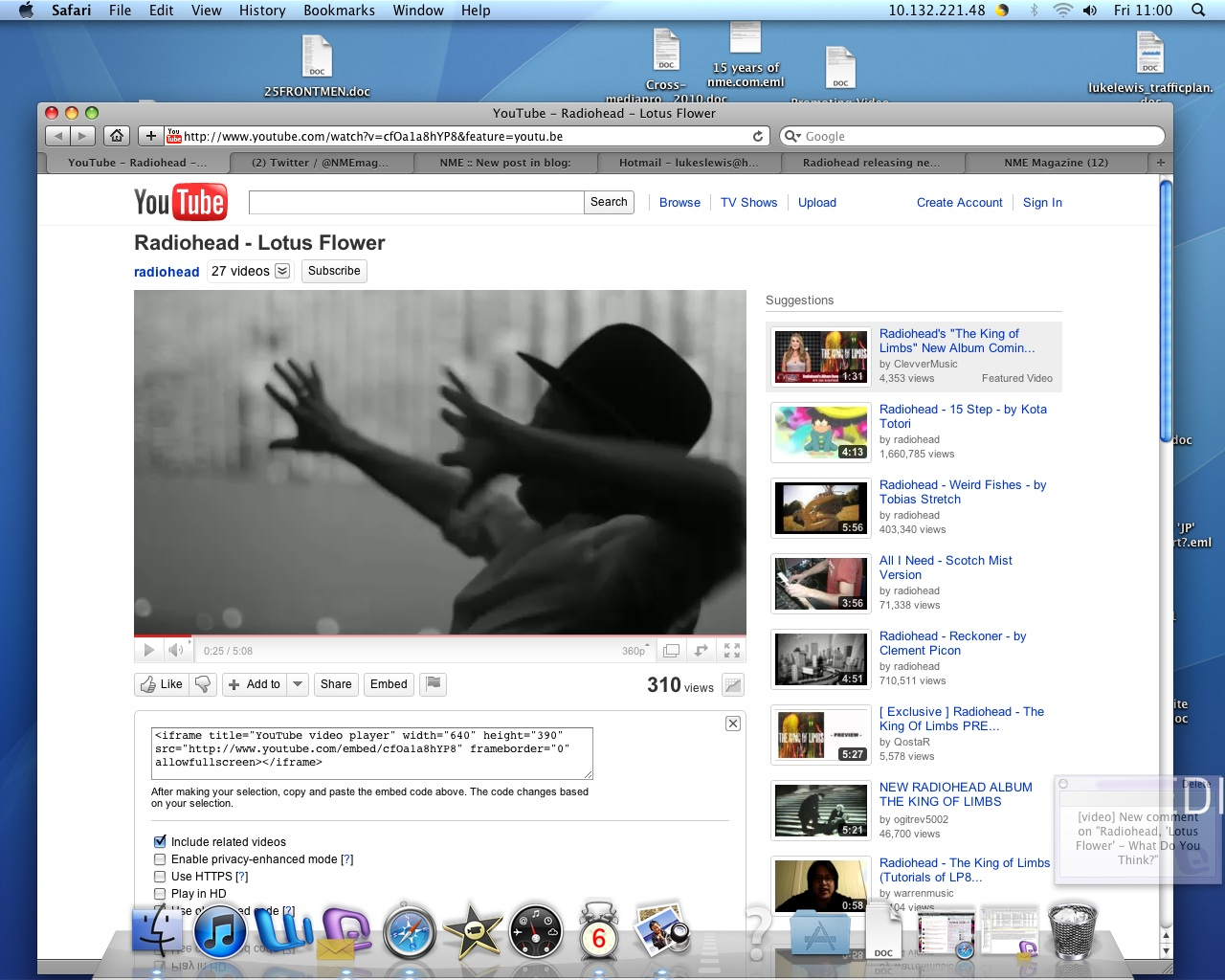 Radiohead lotus flower those dance moves explained nme izmirmasajfo