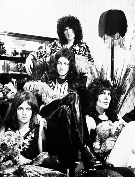 Queen Forty Years Of Glam Rocking Genius Nme