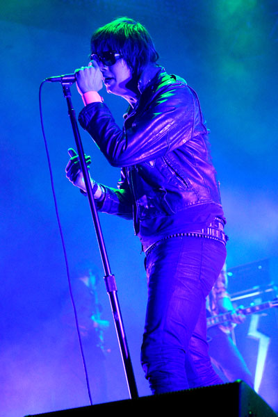 The Strokes premiere 'Angles' songs at first live show of