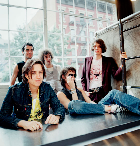 Julian Casablancas' Track By Track Guide To The Strokes
