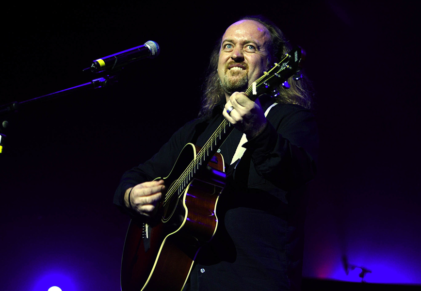 Bill Bailey performing live on stage at the Teenage Cancer Trust Concert at the Royal Albert Hall in London. Live. Half Length.©Suzan/allaction.co.uk