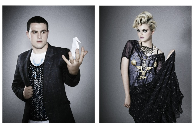 Paper Crows & Planningtorock - Free MP3 Downloads - NME