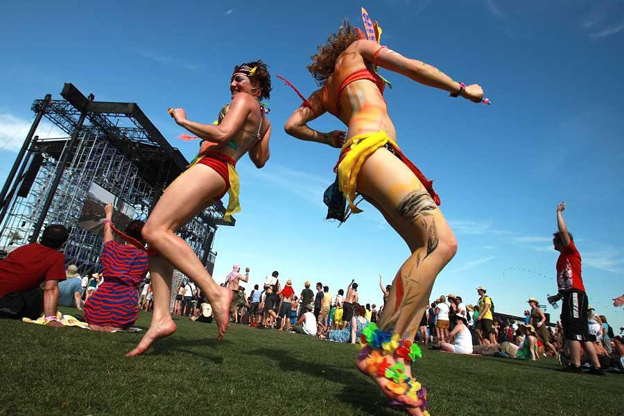 Coachella 2011 - The 12 Most Memorable Moments - NME