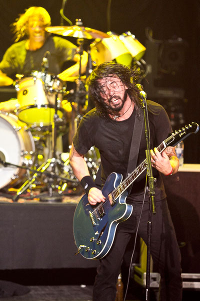 Dave Grohl I Ve Spent My Career Trying To Step Out Of