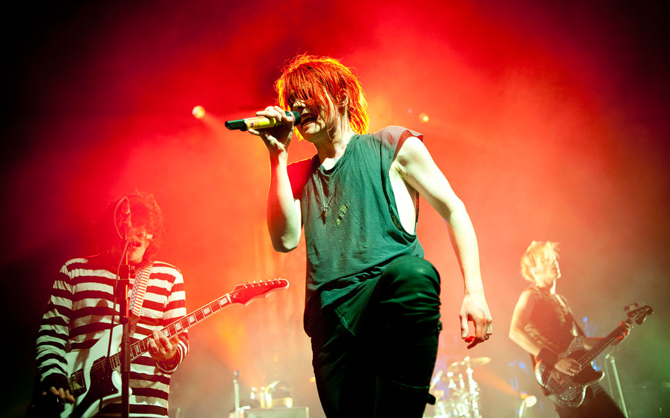 My Chemical Romance Tour >> My Chemical Romance on Pulp: ''Common People' was ...