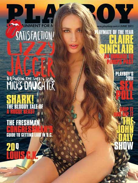 Elizabeth jagger nude