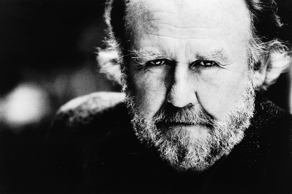 In this undated photo provided by Mark Morrissey & Associates, Australian actor Bill Hunter poses before the camera. The veteran actor passed away Saturday, May 21, 2011, after battling cancer. (AP Photo/Mark Morrissey & Associates) EDITORIAL USE ONLY