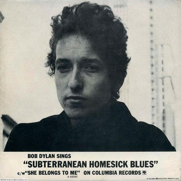 Subterranean Home Sick Blues1965