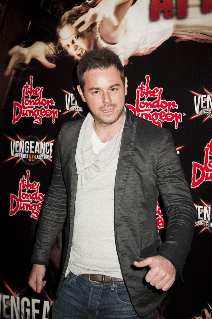 Danny Dyer at The Opening of 'Vengeance' the UK's first 5D laser ride, at London Dungeons, London, 26th May 2011.