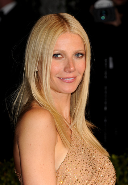 Gwyneth Paltrow attending the 2011 Vanity Fair Oscar Party hosted by Graydon Carter at the Sunset Tower Hotel in Los Angeles, USA.