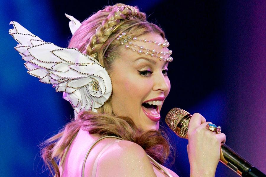 Kylie Minogue Announces 3d Aphrodite Le Folies Live Dvd