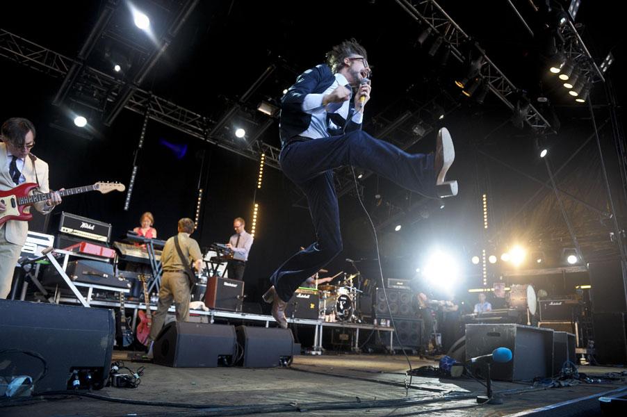 Jarvis Glastonbury 2011