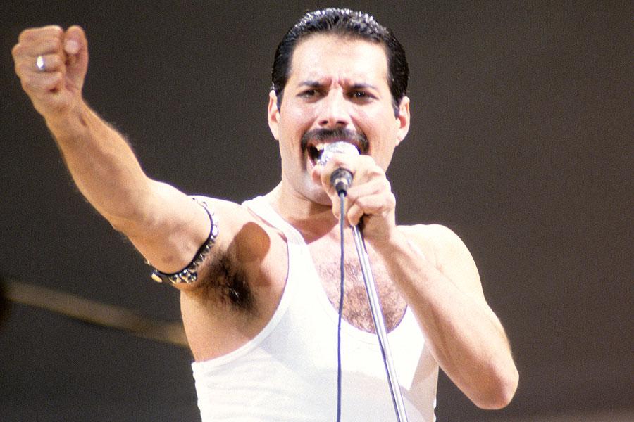 Queen singer