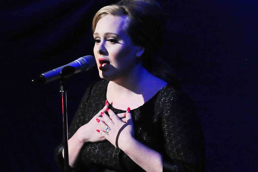 Adele scores the two biggest selling albums of 2011 - NME