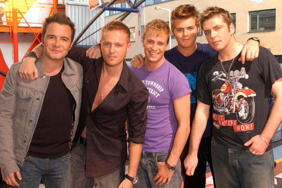 Westlife To Reunite With Brian Mcfadden Nme