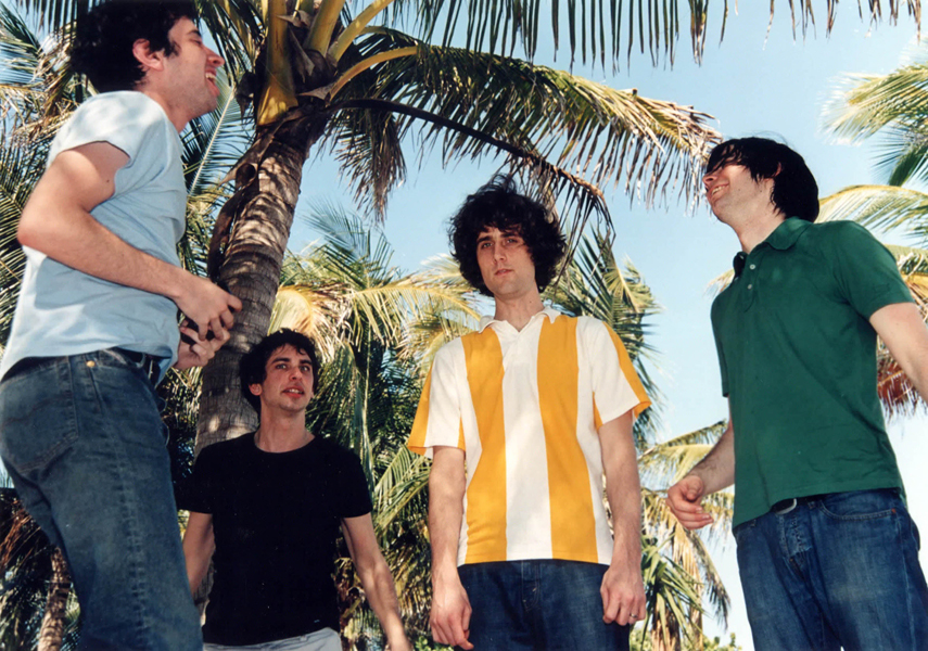 The Rapture NME