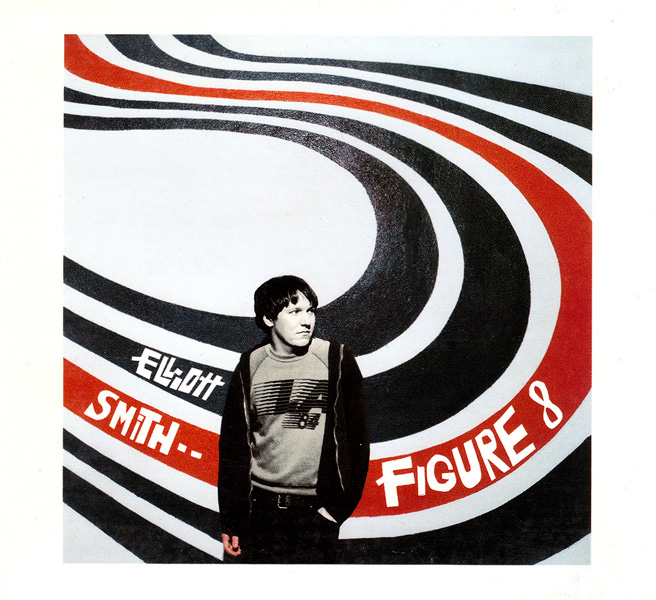 Elliott smith s figure 8 mural has been partially for Figure 8 mural