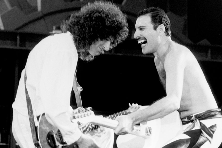 Brian May Admits He Contemplated Suicide After Freddie Mercurys