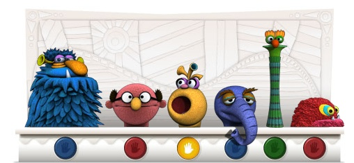 New Google Doodle Celebrates Jim Henson And The Muppets Nme