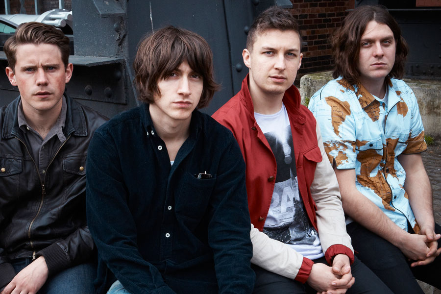 Alex Turner Arctic Monkeys Is A Bad Name For A Band Nme