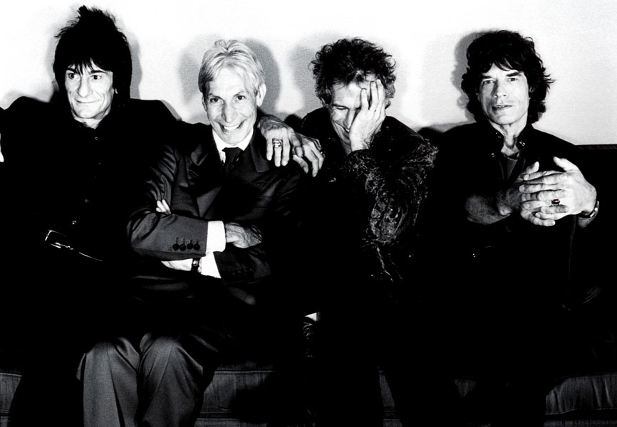 Listen to a previously unreleased track from The Rolling