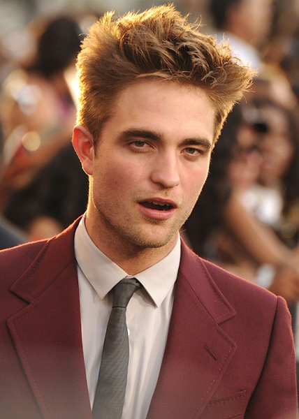 Robert Pattinson attends the The Twilight Saga: Eclipse Los Angeles Premiere, held at Nokia Theater at LA Live in Los Angeles, California, Thursday, June 24, 2010.(AP Photo/Jennifer Graylock)