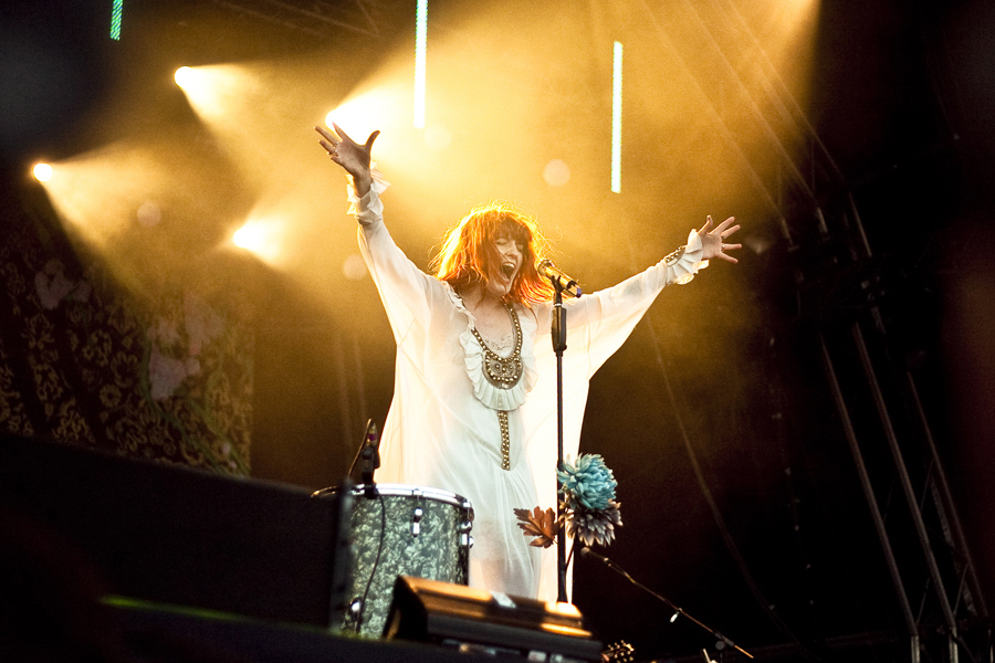 Florence and the Machine play Primavera Sound, Barcelona.
