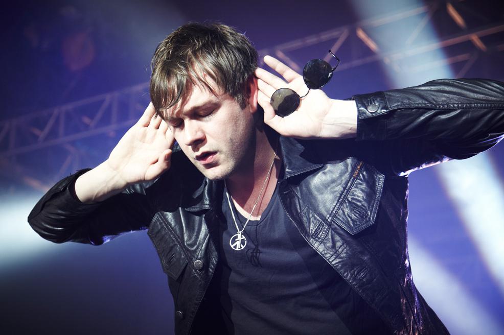 Photo: Andrew Whitton/NME