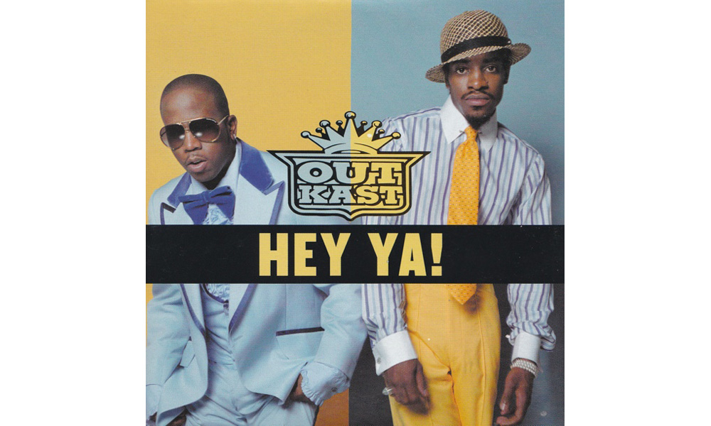 The Greatest Pop Songs In History No 1 Outkast Hey Ya Nme