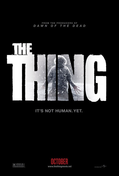The Thing (2011) - Film Review - NME