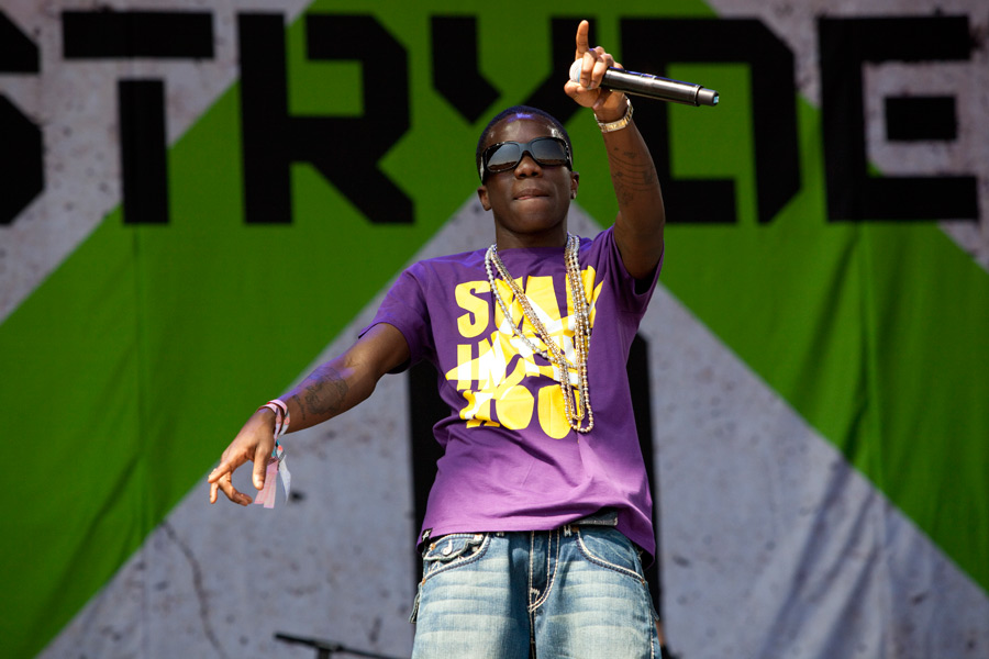 Tinchy Stryder : Why Always Me (the Mario Balotelli Song ...