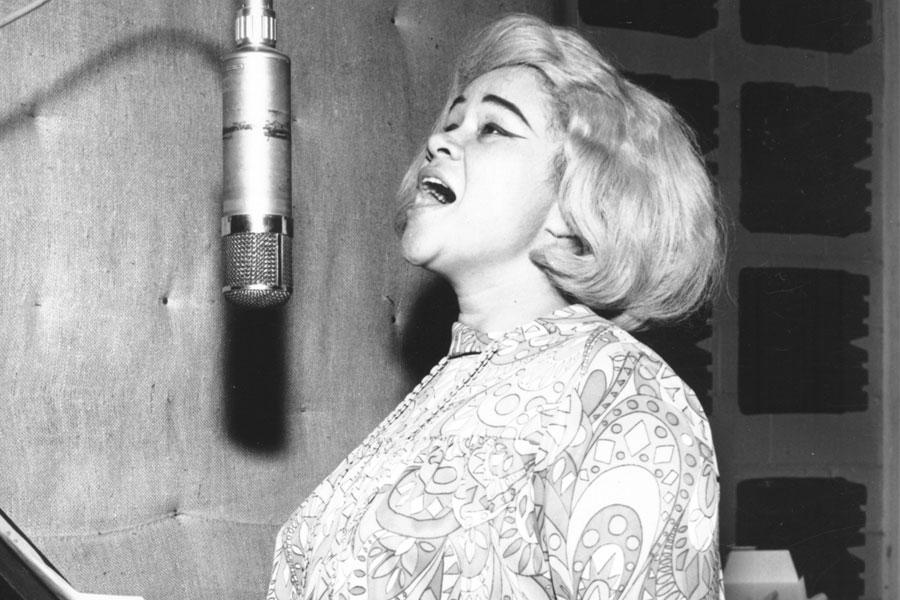 Etta James dead at 73 - NME