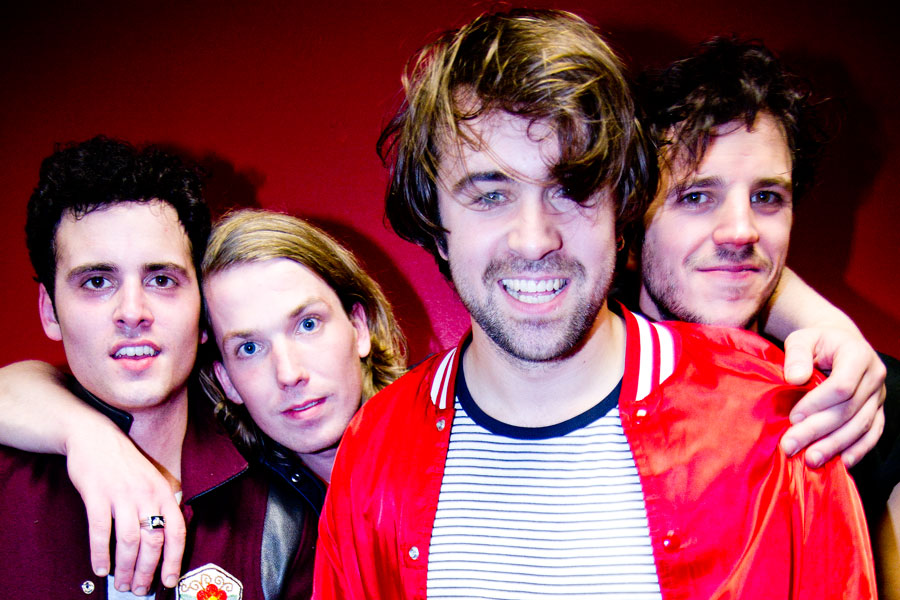 The Vaccines Discuss Surreal Brit Awards Nomination Nme